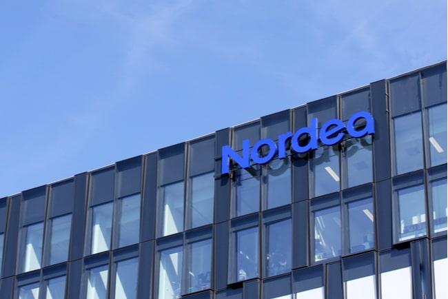 Fasadbild Nordea